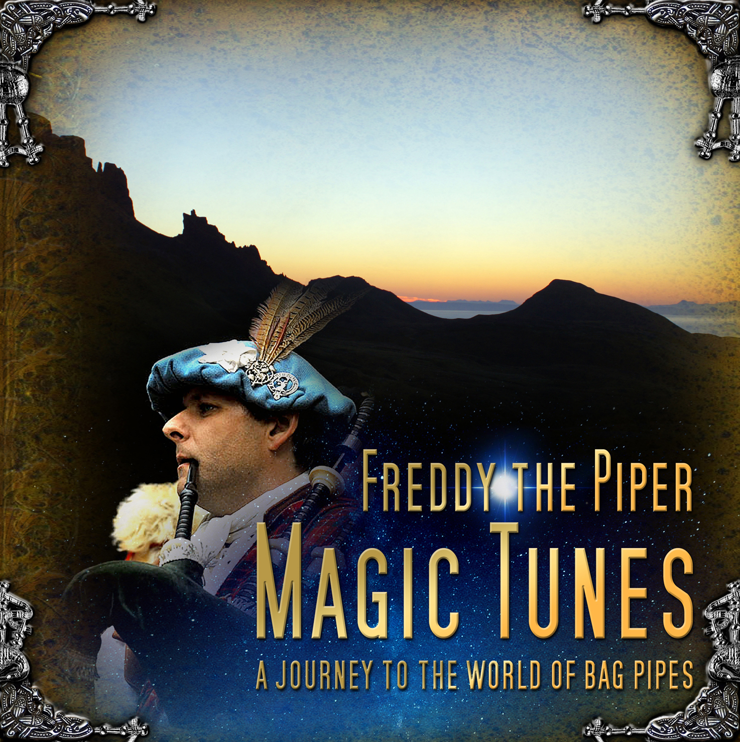 Freddy the Piper CD Magic Tunes